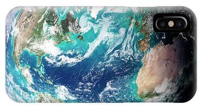 Satellite Image Phone Cases
