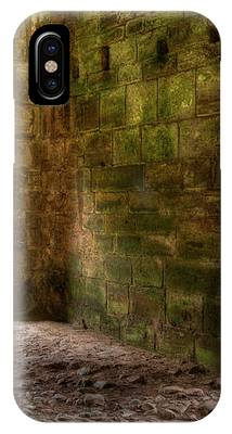 Furness Abbey Arches IPhone Case by Dennis Dame