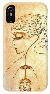 Gifts Of The Mind IPhone Case