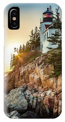 Golden Hour In Acadia IPhone Case