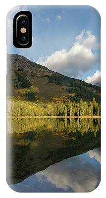 Grand Tetons And Fall IPhone Case by Ronnie and Frances Howard