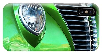 IPhone Case featuring the photograph Green Machine by Mike Long