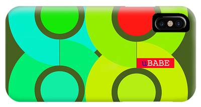 Green Style IPhone Case