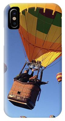 IPhone Case featuring the photograph Hi From Up High by Mike Long