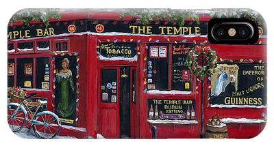 Temple Bar Phone Cases
