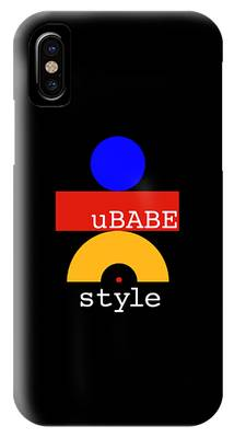 Hug Me Style IPhone Case