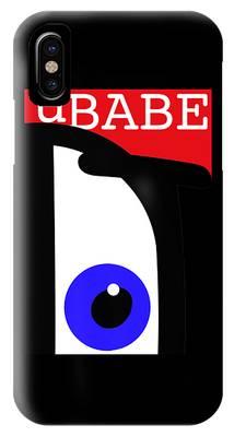 I See Ubabe IPhone Case