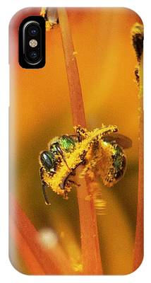 Intoxicating IPhone Case by Sally Sperry