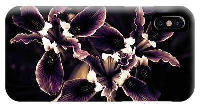 Irresistible Iris IPhone Case