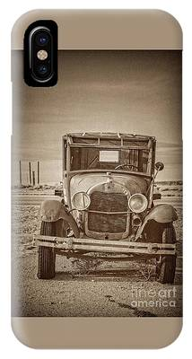 Jilted Jalopy IPhone Case