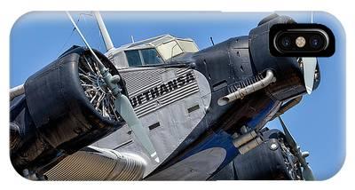 Ju 52 Phone Cases