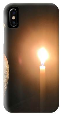 Candle Light iPhone X Cases