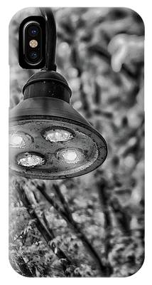 Lights In Town IPhone Case