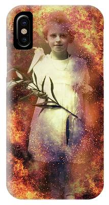 Lilies Of The Apocalypse IPhone Case