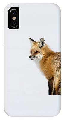 Looking Back IPhone Case by Ronnie and Frances Howard