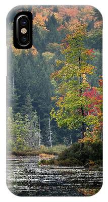 IPhone Case featuring the photograph Loon Lake by Brad Wenskoski