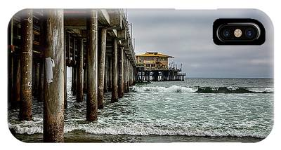 Mariasol On The Pier 2 IPhone Case