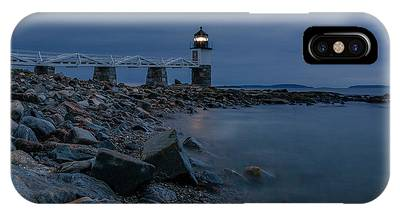 Marshall Point Just Before Dawn IPhone Case