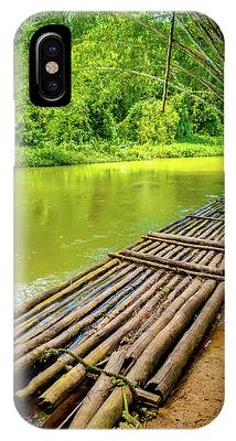 Martha Brae River Rafting IPhone Case