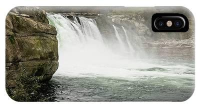 Maruia Falls IPhone Case