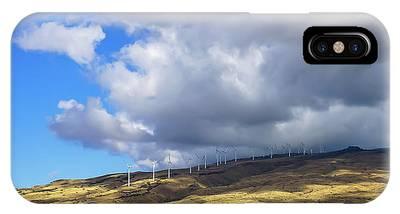 Maui Windmills IPhone Case