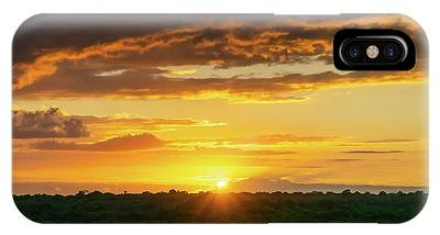 Mexico Sunset Full IPhone Case