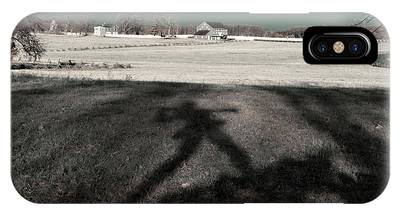 Mississippi Shadow IPhone Case