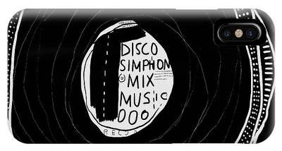 Record Album Phone Cases