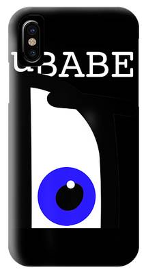 Night Of The Babe IPhone Case