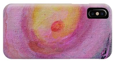 IPhone Case featuring the painting Not Botched by Kim Nelson