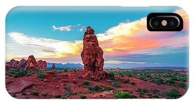 Not Just About Arches... IPhone Case