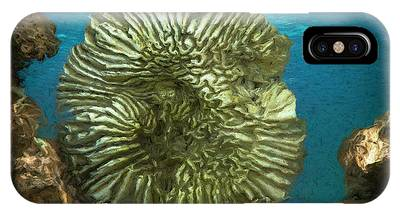 Ocean With Its Life Underground IPhone Case
