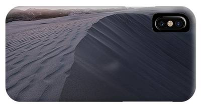 IPhone Case featuring the photograph Oceano Dunes Sunset by Mike Long