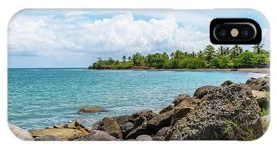 Orange Bay In Portland Jamaica IPhone Case