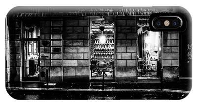 Paris At Night - Rue Bonaparte 2 IPhone Case