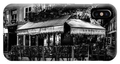 Paris At Night - Rue De Buci IPhone Case