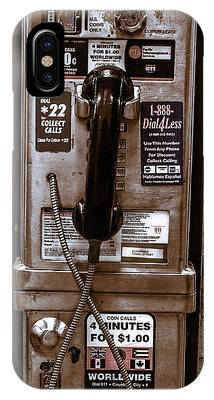Payphone IPhone Case