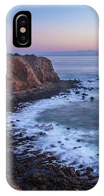 Point Vicente Lighthouse Long Exposure IPhone Case by Andy Konieczny