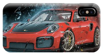 Porsche 911 Gt2 IPhone Case