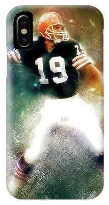 Quarterback Bernie Kosar IPhone Case