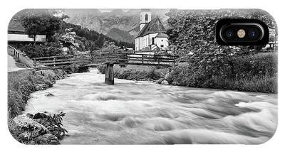 Ramsau, Bavaria IPhone Case