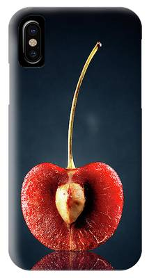 Red Fruit Phone Cases