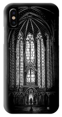 Sainte-chapelle IPhone Case