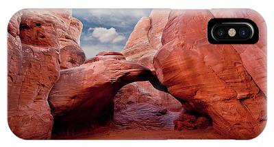 Sand Dune Arch IPhone Case