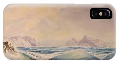 Sea Waves IPhone Case