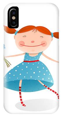 Little Person Phone Cases