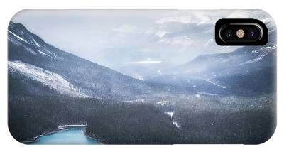 Peyto Lake Phone Cases