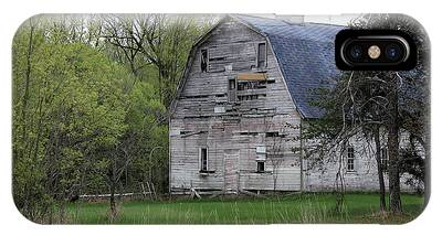 Spring Barn IPhone Case
