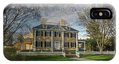 Springtime At Longfellow House IPhone Case
