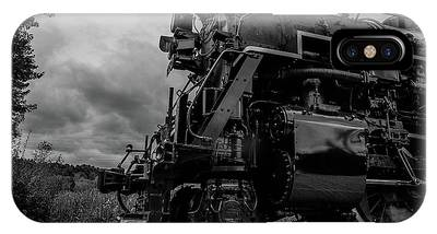 Steam Loco 765 IPhone Case